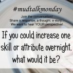 016 – Which Skill Would You Like To Increase?